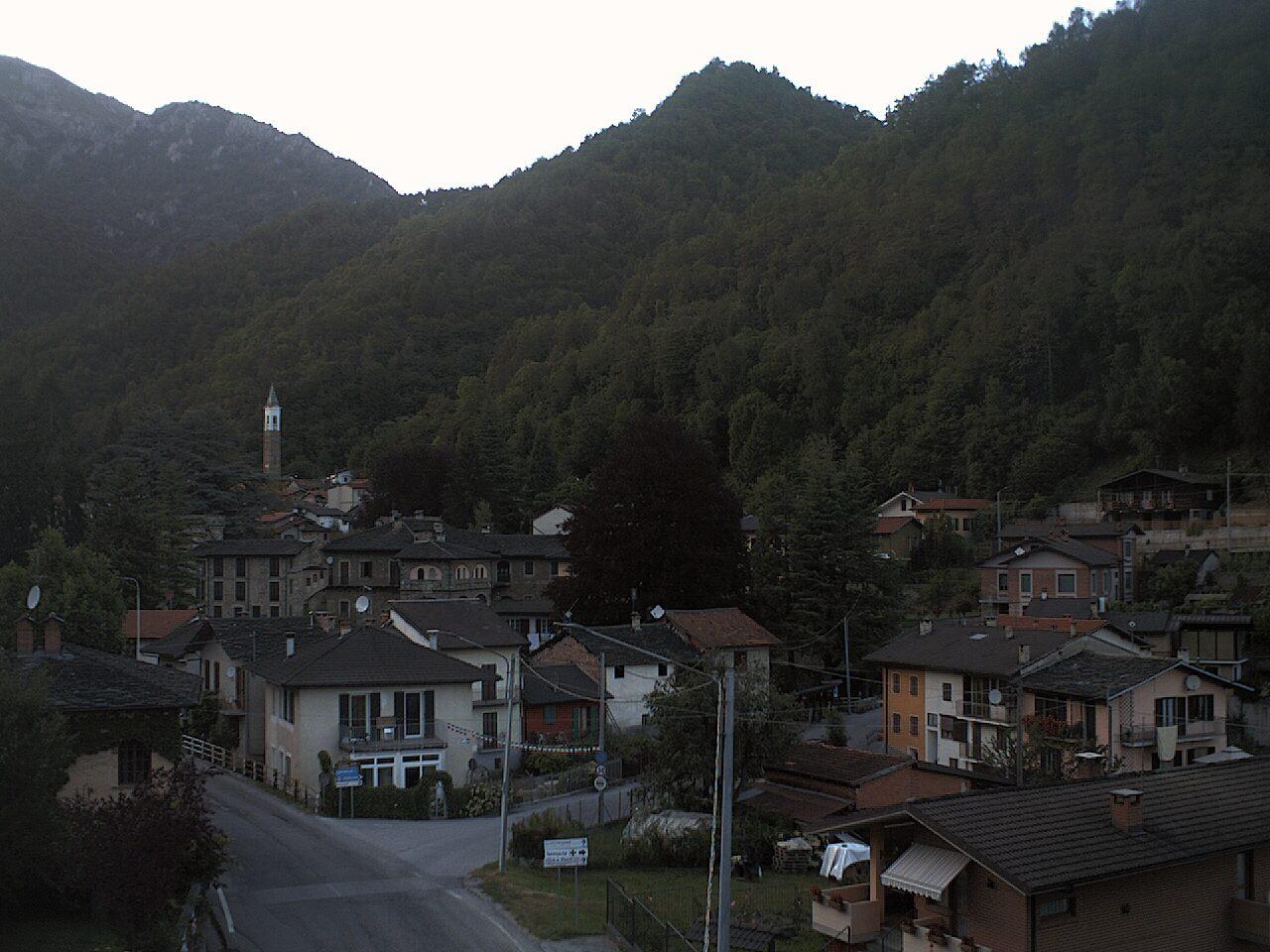 Immagine webcam Pradleves